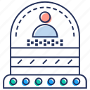 classic video game, gaming, mac game, pacman, pacman ghost icon