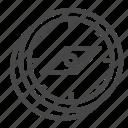 compass, development, game, video game icon