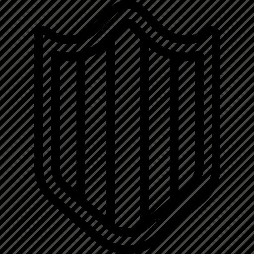 element, game, sheild icon