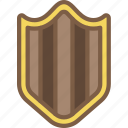 element, game, sheild icon