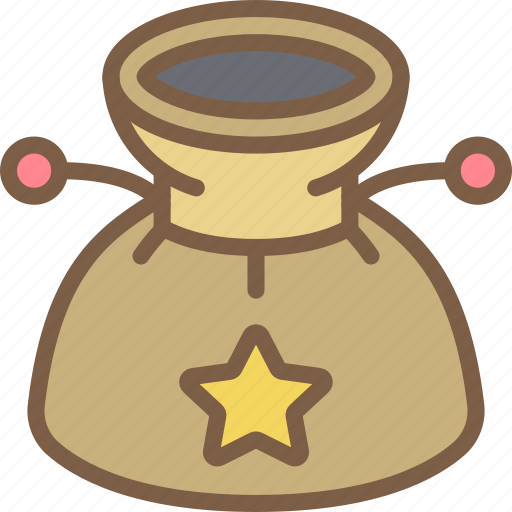 element, game, pouch icon
