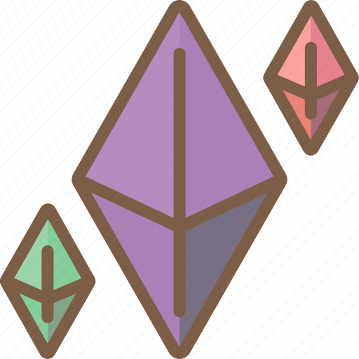 element, game, gems icon