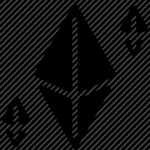 element, game, gems icon