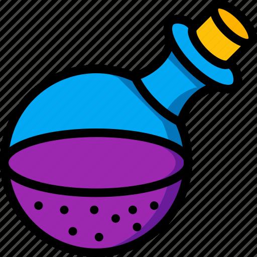 element, game, potion icon