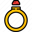 element, game, ring icon