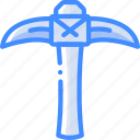 axe, element, game, pick icon