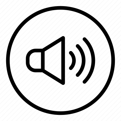 game interface, mobile, music, mute, sound button, speaker, volume icon