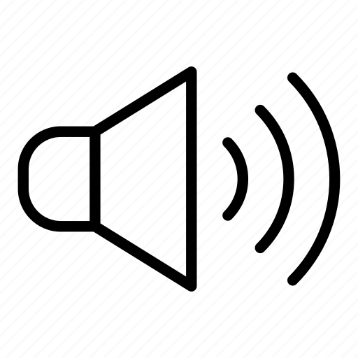 game, game interface, music, mute, sound, speaker, volume icon