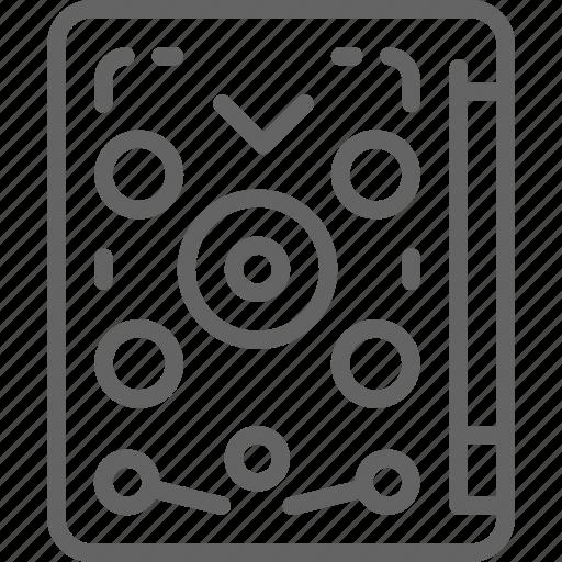 Entertainment, fun, game, joy, machine, pinball, playing icon - Download on Iconfinder