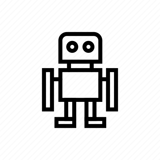 Automatic, machine, robot, science, technology icon - Download on Iconfinder