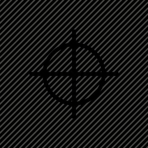 Aim, focus, goal, success, target icon - Download on Iconfinder