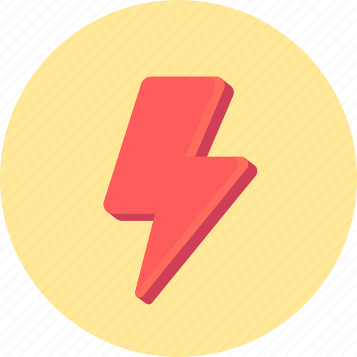Energy, power, thunder icon - Download on Iconfinder