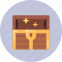 chest, shop, treasure icon