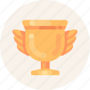 award, trophy, victory, win, winner