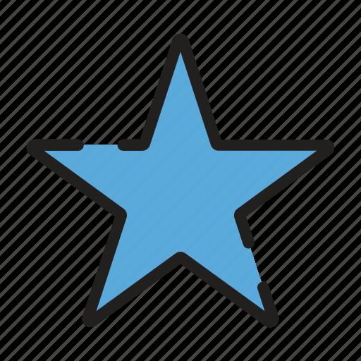 achievement, award, awards, reward, star icon
