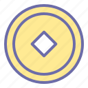 coin, game, money, payment icon