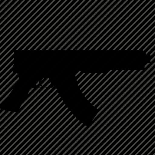 ak47, gun, pistol, police, weapon icon