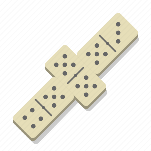 domino, dominoes, fun, games, leisure, piece, playing icon