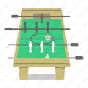 foosball, football, fun, games, kicker, soccer, table icon