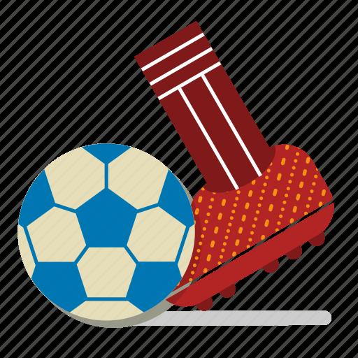 football, fun, games, kick, soccer, soccer player, sports icon