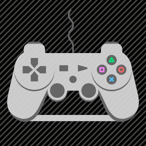 controller, fun, gamepad, games, joystick, playstation, videogame icon