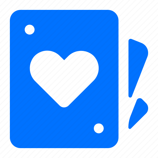 card, game, hearts, poker icon