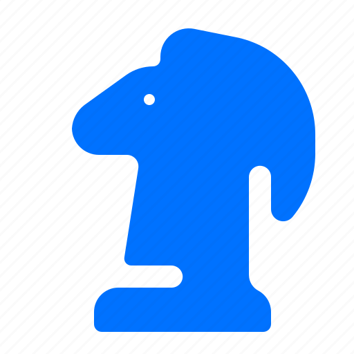 chess, game, horse, piece icon