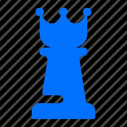 chess, game, king, piece icon