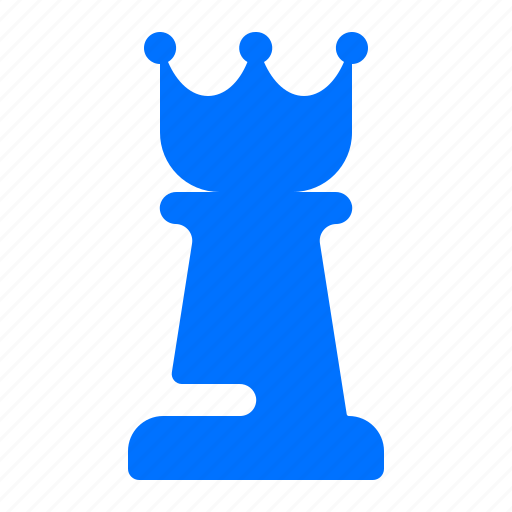 chess, game, king, piece icon