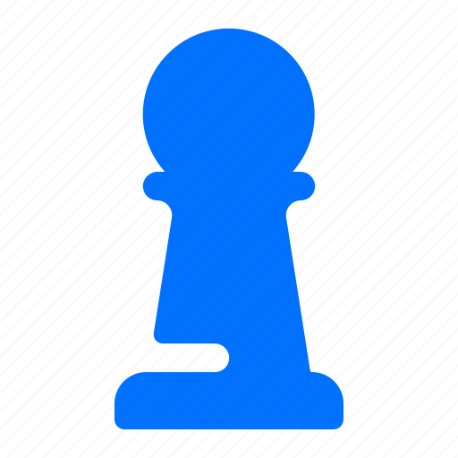 Chess, game, pawn, piece icon - Download on Iconfinder