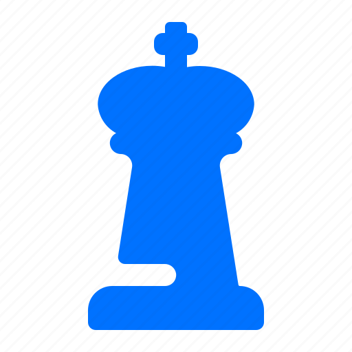 chess, game, piece, queen icon