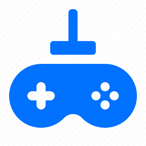 Electronic, gamepad, gaming, round icon - Download on Iconfinder