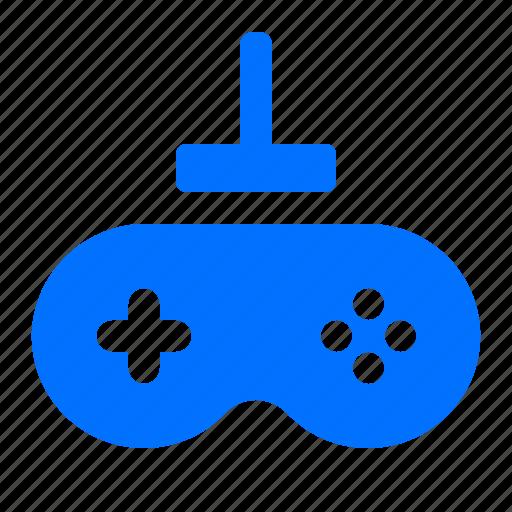 electronic, gamepad, gaming, round icon