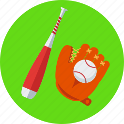 baseball, exercise, play, set, sport, sports, training icon