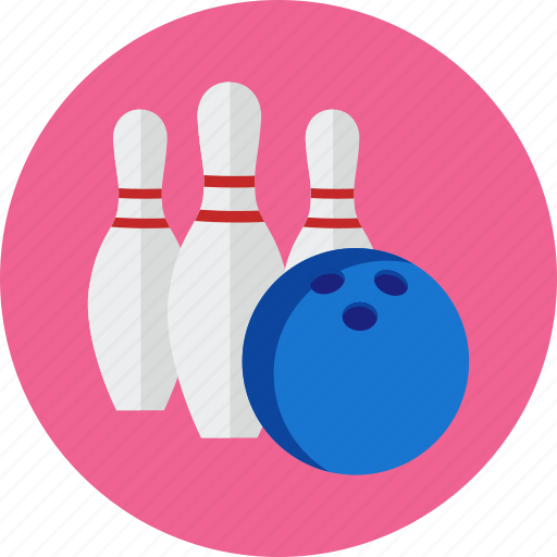 bowling, fun, game, play, skittles, sport, sports icon