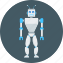 automatic, automaton, game, robot, robotics, technology, toy icon