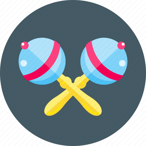 for baby, games, hammer, play, sand, toys icon