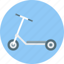 delivery, for children, scooter, scootery, shipping, toys, transport icon