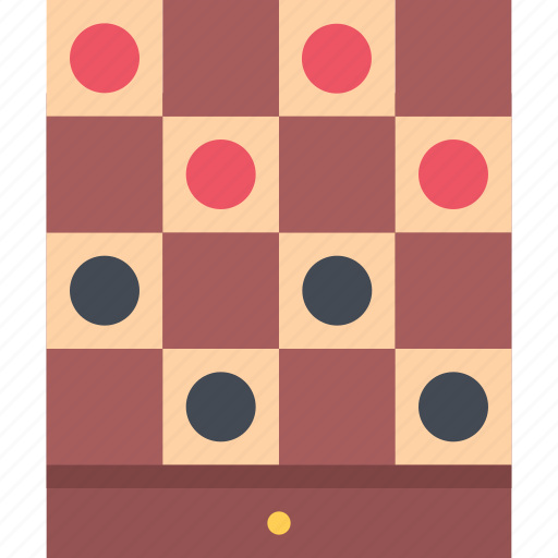 checkers, game, gamer, games, lottery, video icon