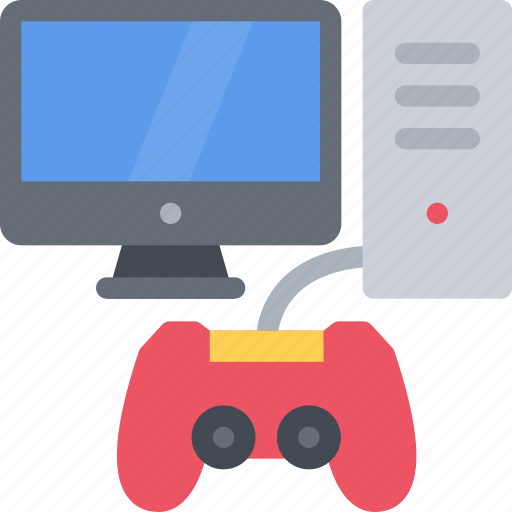 computer, game, gamer, games, lottery, video icon