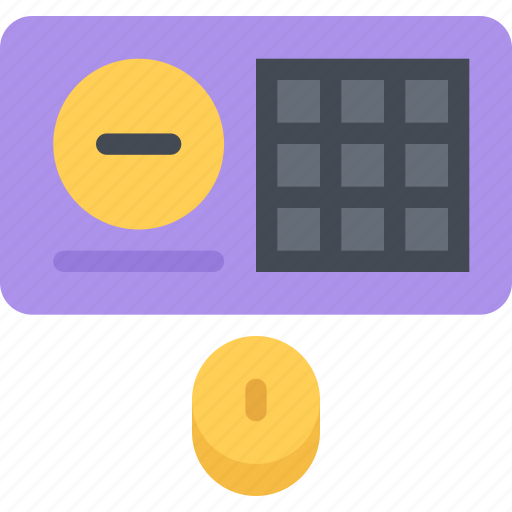 game, gamer, games, lottery, ticket, video icon