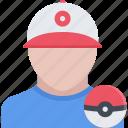 trainer, lottery, game, games, gamer, video, pokemon