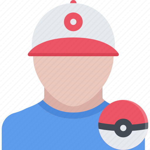 game, gamer, games, lottery, pokemon, trainer, video icon