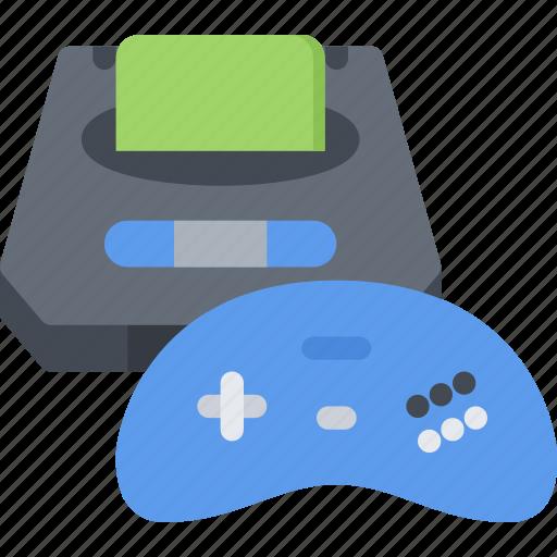 game, gamer, games, lottery, sega, video icon