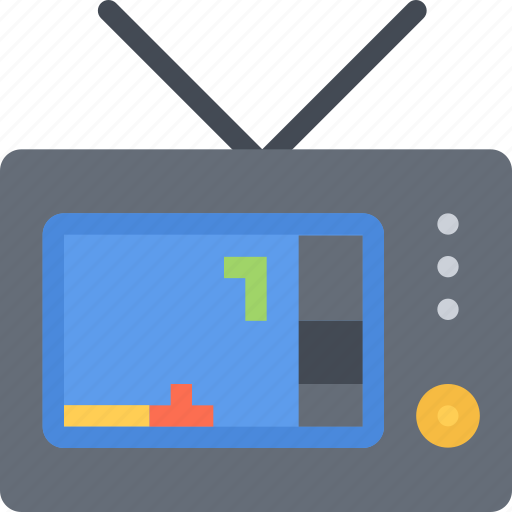 game, gamer, games, lottery, tv, video icon