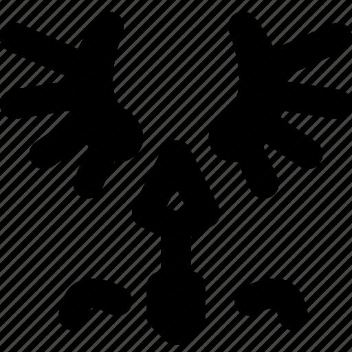 fun, game, play, the, triforce icon