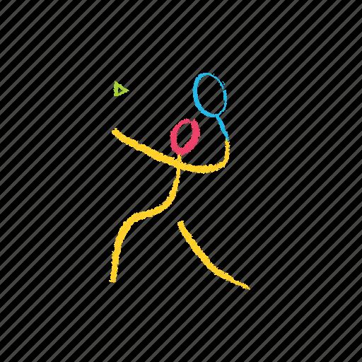 badminton, game, play, sport icon