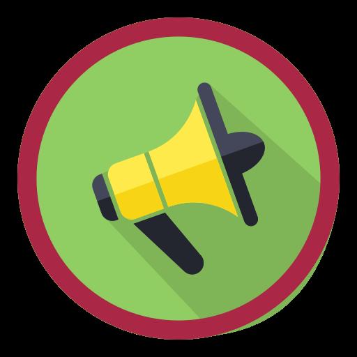 Audio, loud speaker, music, player, sound, speaker, voice icon