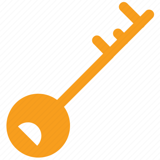 clef, key, lock icon icon