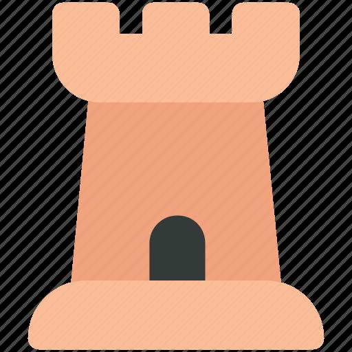 castle, chess, game icon icon